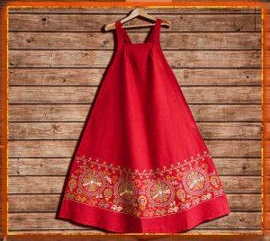 год по славянскому календарю, каргопольская вышивка