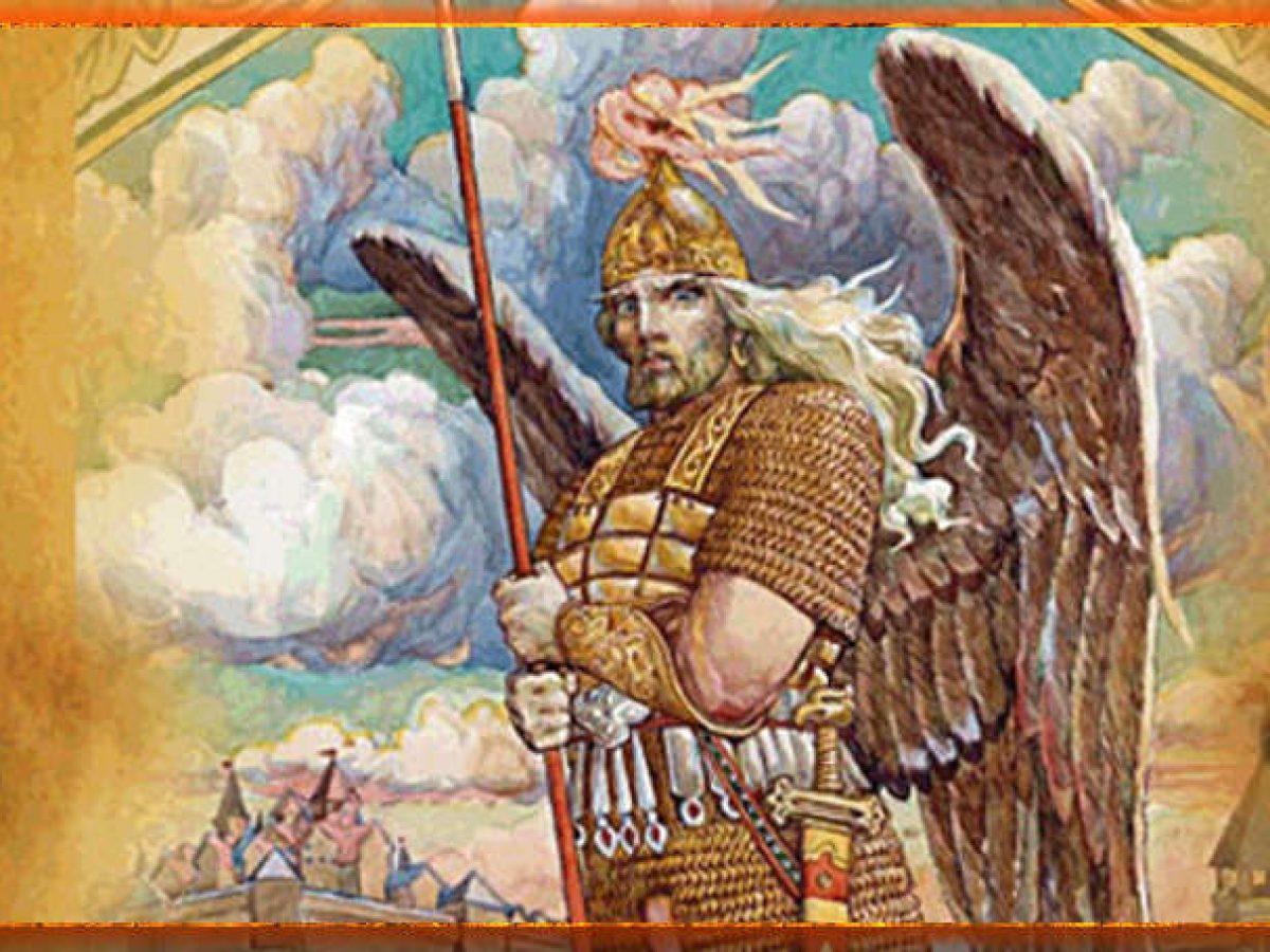 Бог Радогост — противоречивый образ славянского Бога | Славяне