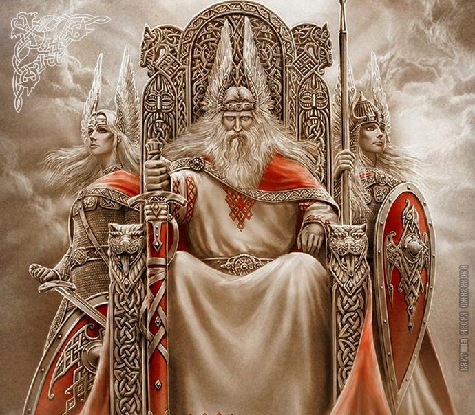 Бог Род � �лавян�кий БогТво�е� Славяне