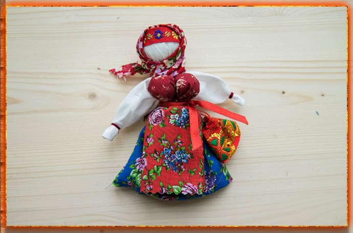 Кукла берегиня оберег своими руками