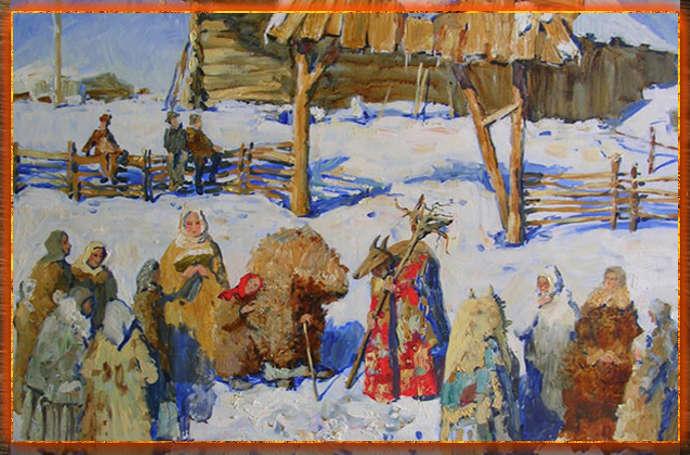 велесовы святки, велесовы святки у славян
