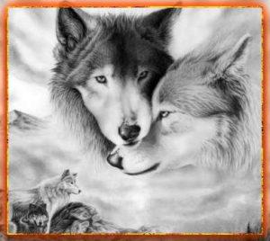 Атрибуты Ярило, Ярило Волчий пастырь, Волк Ярило