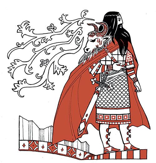 мифы и легенды о Велесе