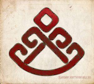 лельник оберег, оберег лельник, знак Лели, символ лели, богиня леля символ