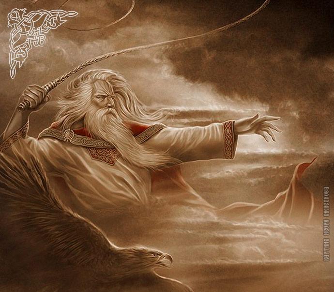 Стрибог, Бог Стрибог, славянский Бог Стрибог