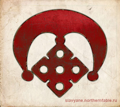 Лунница, знак Лунница, символ Лунница, оберег Лунница, символика Лунница