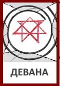 Девана, Богиня Девана, Знак Девана, Символ Девана, Оберег Девана