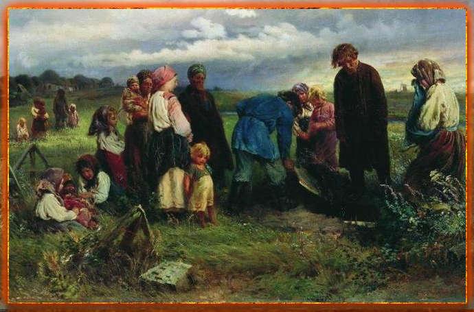 похоронный обряд, погребальные обряды, традиции похорон, похороны славянские традиции, похороны славян
