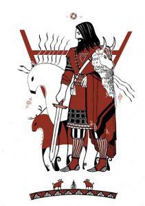 книга боги и люди, ольга боянова, славянские сказки