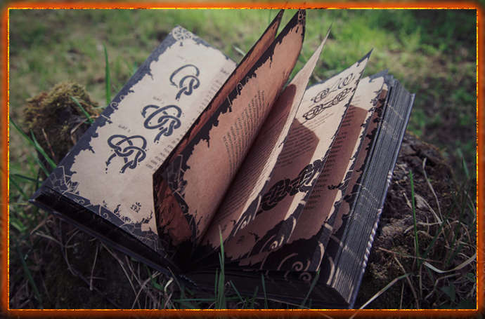 книга науз, книга ольги бояновой, славянские наузы, сказка книга науз