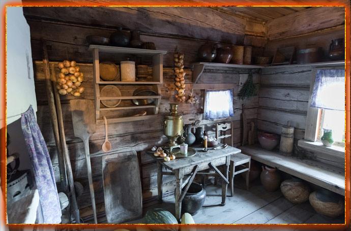 Дом у славян