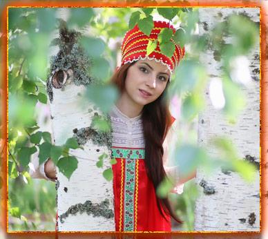 женщина у славян
