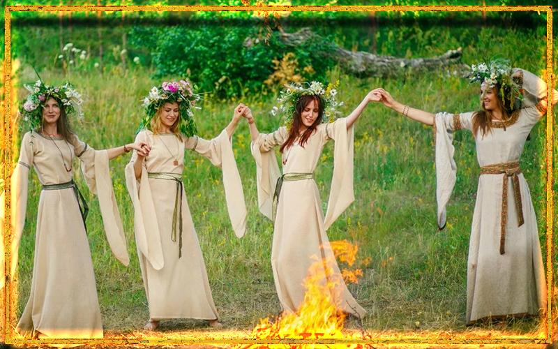 Праздник летнего солнцестояния на Ивана Купала