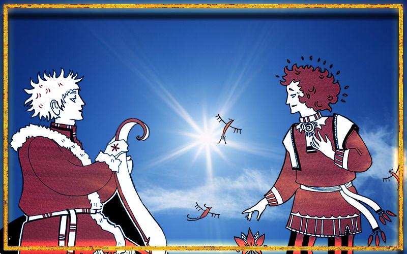 Солнечные Боги, Коляда и Купало