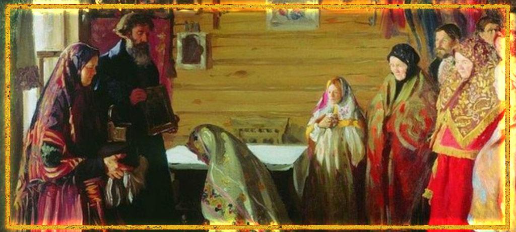 Сватовство: обряды и обычаи со стороны невесты