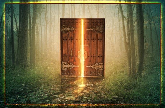 Ночь Велеса - Дверь между Мирами