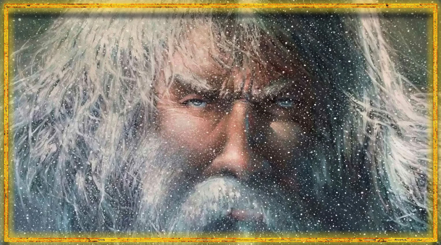 карачун, зимний бог, славянский бог, бог зимы