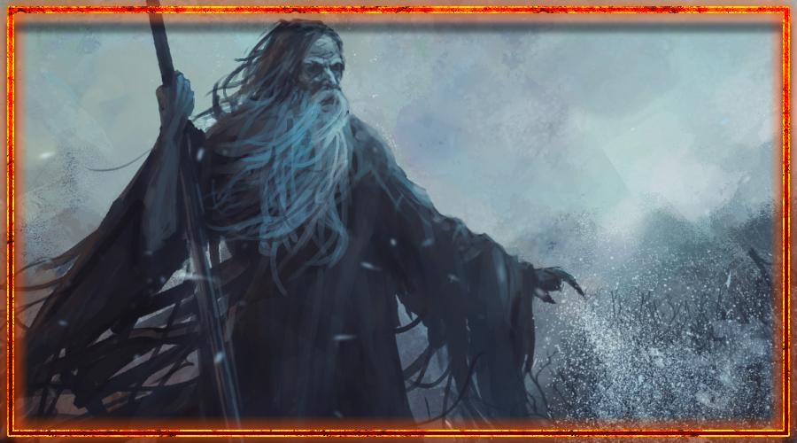 Карачун, бог смерти, бог мороза, бог зимы