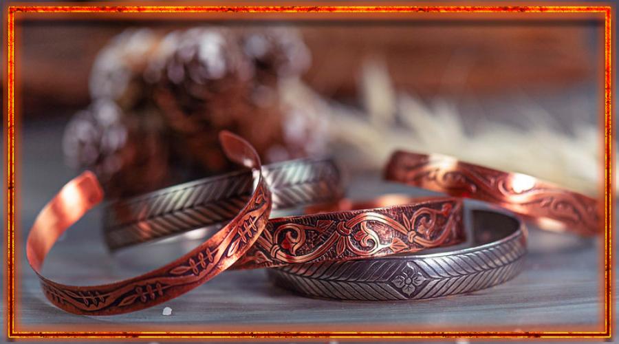 славянские браслеты, славянские украшения