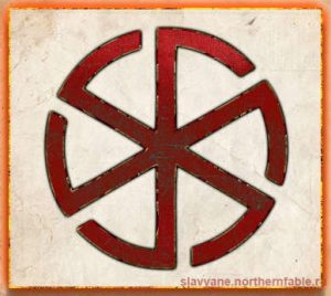 Громовик, знак громовик, символ грововик, перунов знак громовик