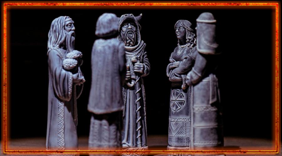 славянских богов, велес какой бог, бог велес, велес славянский, велес